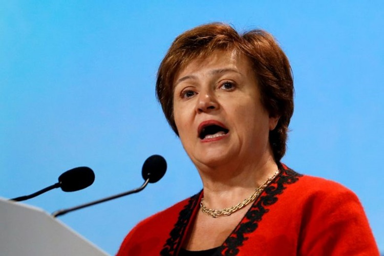 World Bank, IMF Managing Director Kristalina Georgieva