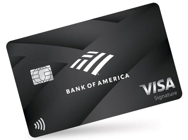 Bank of America Credit Card Premium Rewards