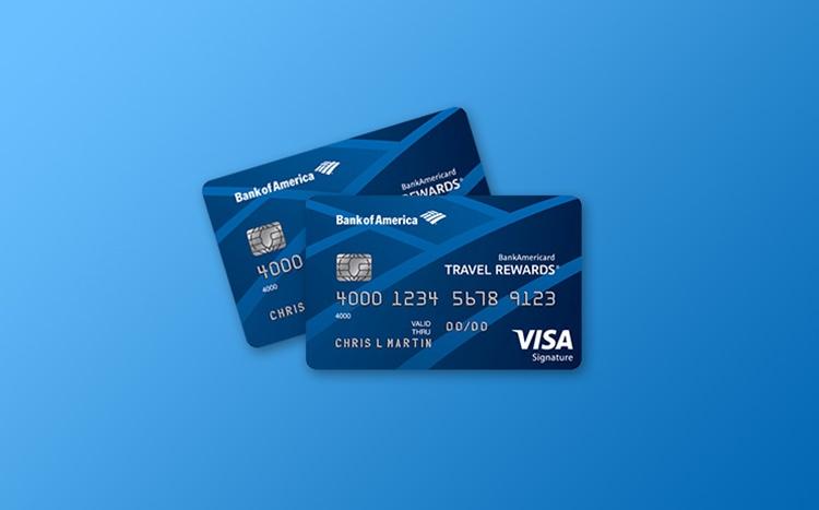 Bank of America Credit Card Travel Rewards