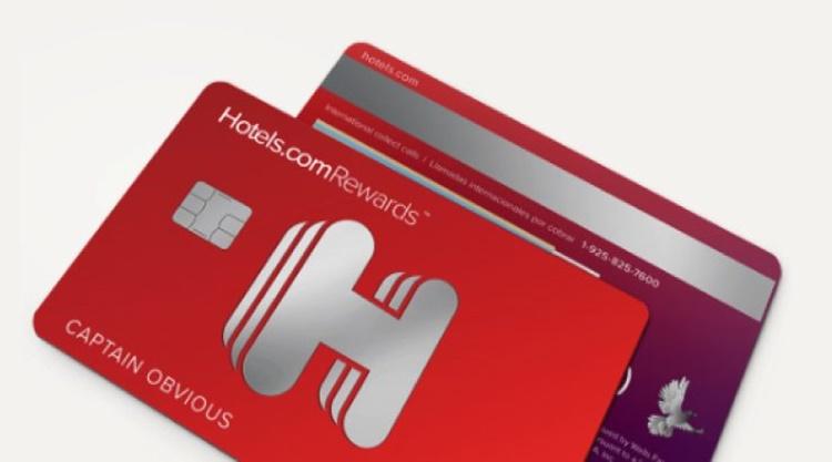 Hotels Credit Card by Wells Fargo