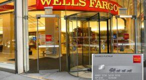 Wells Fargo Business Credit Card – Enjoy $300 Cash Back Bonus!!!