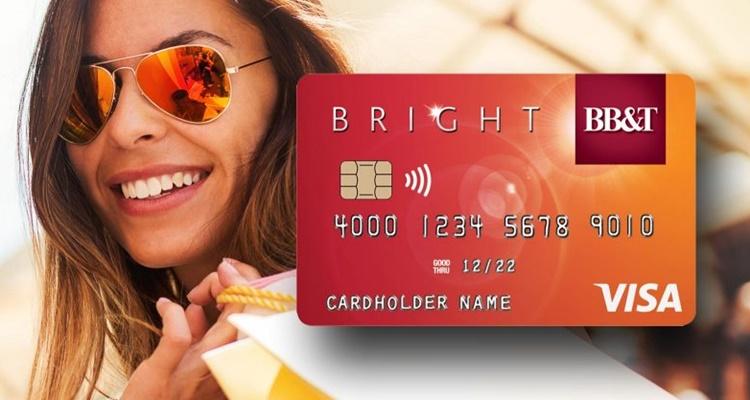 BB&T Bright Credit Card