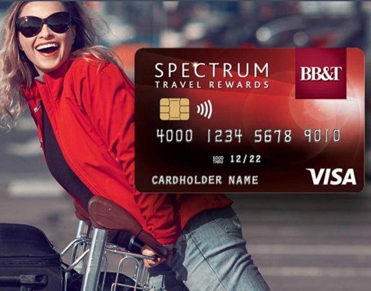 BB&T Travel Credit Card