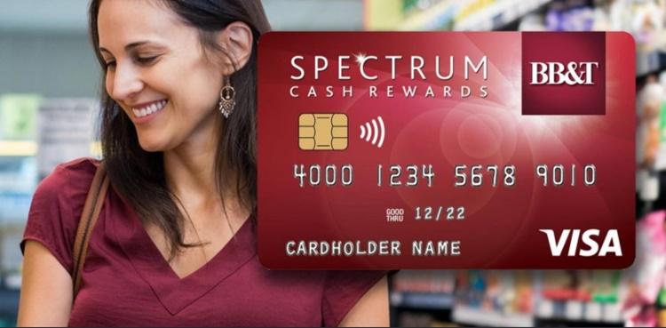 Cash Rewards Credit Card by BB&T