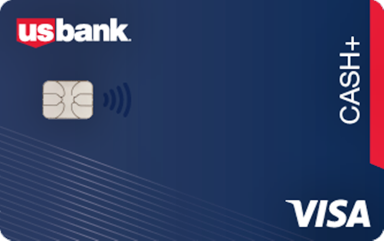 US Bank Cash+ Credit Card